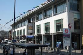 Around the Fulham Area